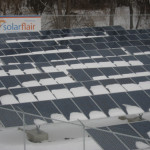 A large solar array in Westboro, who knew?